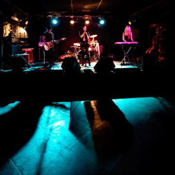 Autodrone at the Mercury Lounge