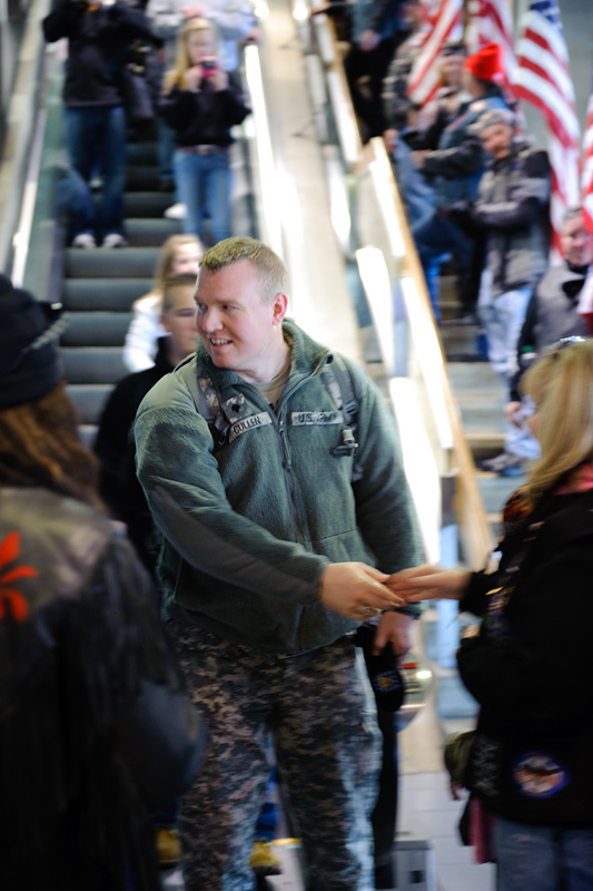 Welcome Home Specialist David Cullen