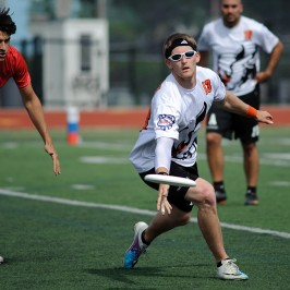 Spinners Vs. Rampage – Game 5 AUDL