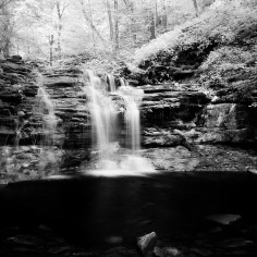 Wyandot Falls, 15 ft. (Infrared)