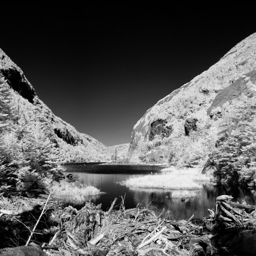Mt. Colden and Avalanche Lake