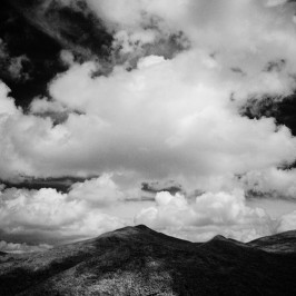 Redfield & Cliff Mountains via Lake Arnold