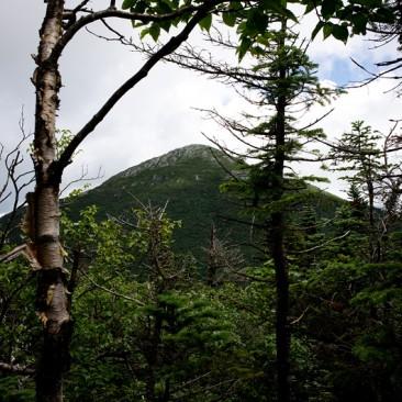 Iroquois Peak from the Marshall herd path