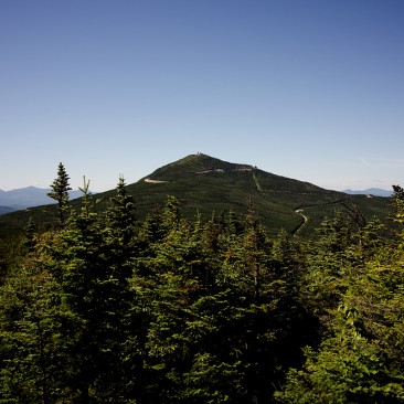 Whiteface from Esther Mountain