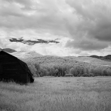 Keene Valley (infrared)