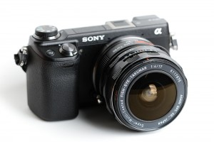 Sony NEX-6 with Super-Multi-Coated Fish-Eye Takumar 17mm f/4 lens