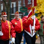 Marines at the West Chester Veterans Day Parade