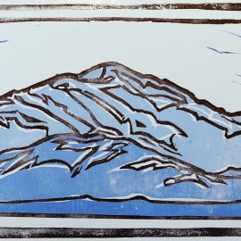 My First Linocut (Algonquin)