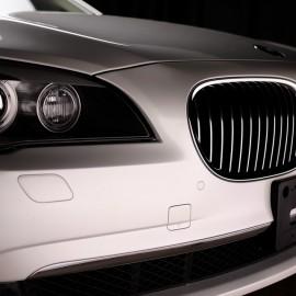 BMW 750Li at CC Classic Cars