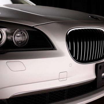 BMW 750Li at CC Classic Cars