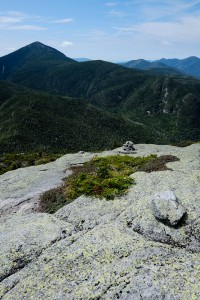The last for me today -- Basin Mountain's summit