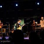 Philadelphia, PA: At the Pomplamoose show at World Cafe Live, Friday September 26, 2014.