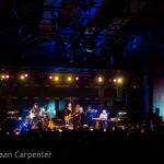Philadelphia, PA: Pomplamoose close their show at World Cafe Live, Friday September 26, 2014.