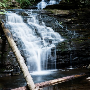 Mohican Falls / Fuji XF 35mm f/1.4