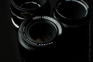 Three Macros: Fuji 60/2.4, Pentax Macro-Takumar 50/4, Nikon Micro-Nikkor 55/3.5