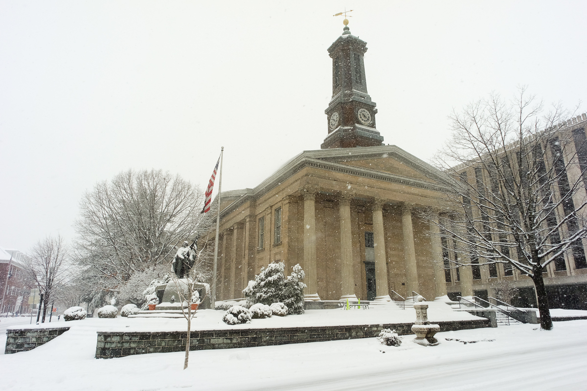Snowy West Chester