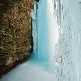 Ricketts Glen in Winter