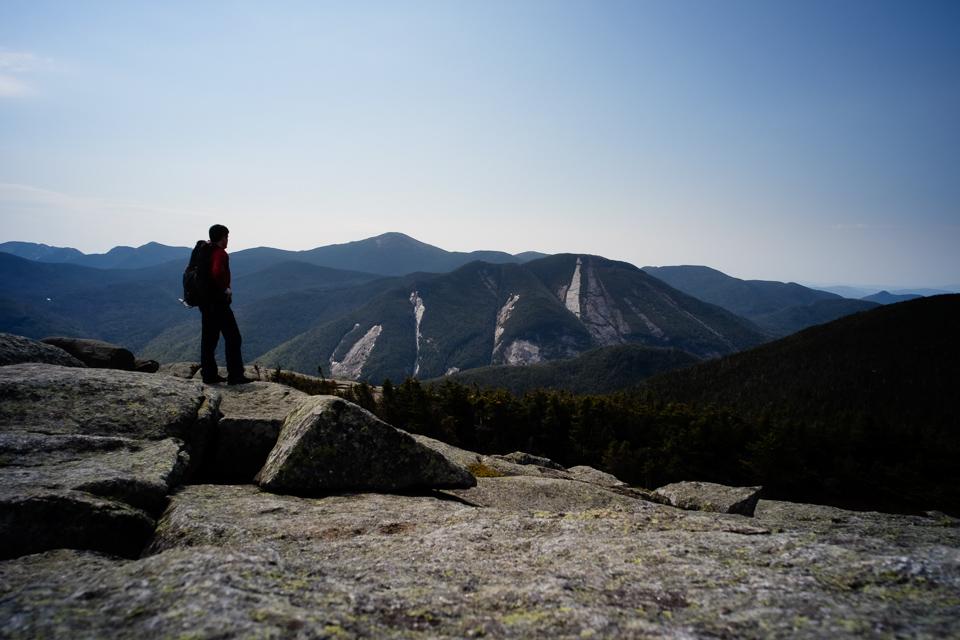 Wright Peak, 2015