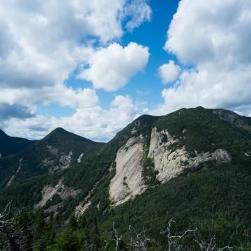 Scenic Trail to Sawteeth
