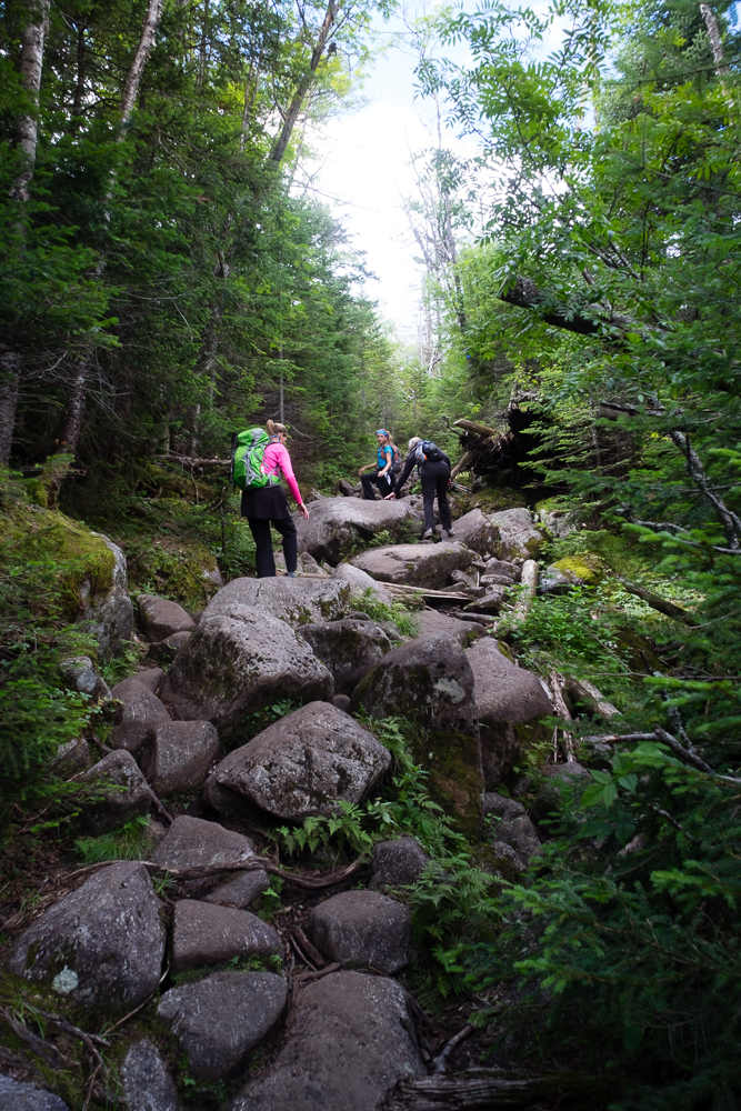 Ten Fine Hikes in the Adirondacks