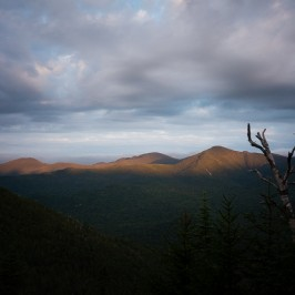 Mount Colvin, Blake Peak, and Sawteeth