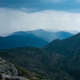 Gothics, Sawteeth, and Mount Haystack