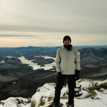 Atop Whiteface