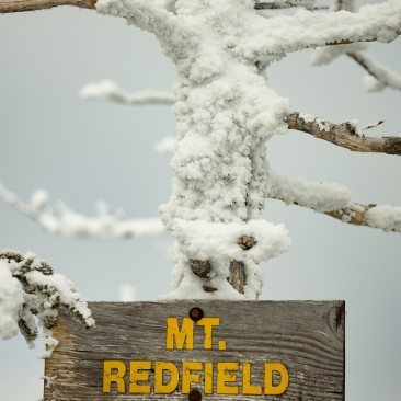 Icy Mount Redfield