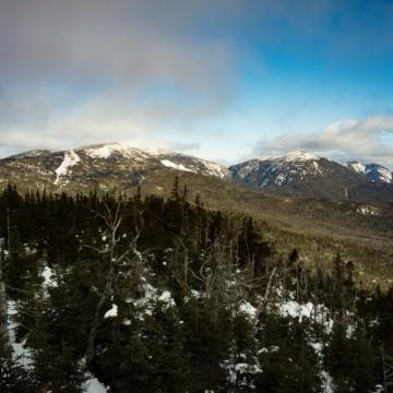 Allen Mountain (Winter)