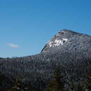 Big Slide Mountain (Winter)