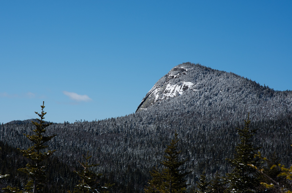 Big Slide Mountain (Winter)