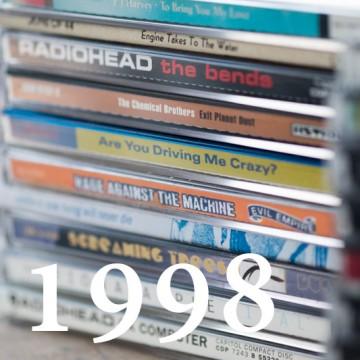 1998's Best Albums
