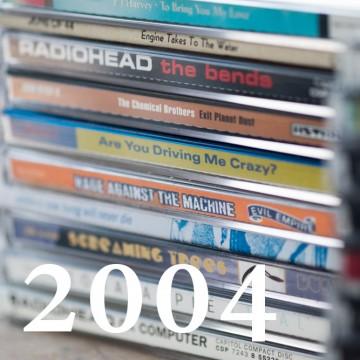 2004's Best Albums