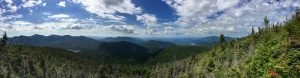Panorama from Mount Marshall