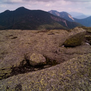 Basin Mt. from Haystack