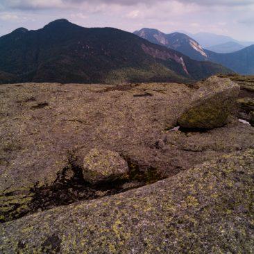 Basin Mt. from Haystack