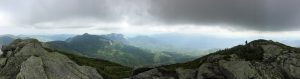 Panorama from Haystack