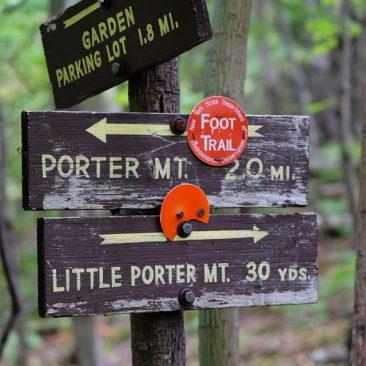 Little Porter Mt. 30 yds