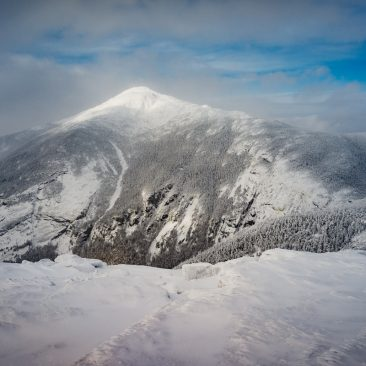 Mt. Marcy from Haystack