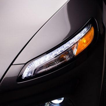 Cherokee front light