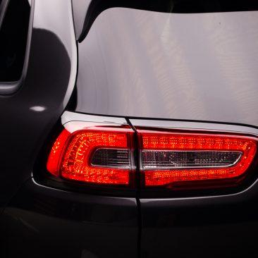 Cherokee tail light