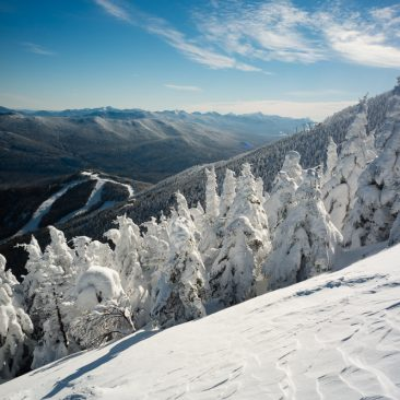 Little Whiteface, Jay Mt. and the Great Range