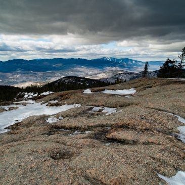Whiteface from Hurricane