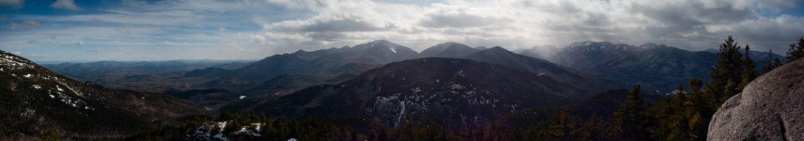 Giant & Rocky Peak Ridge (March)