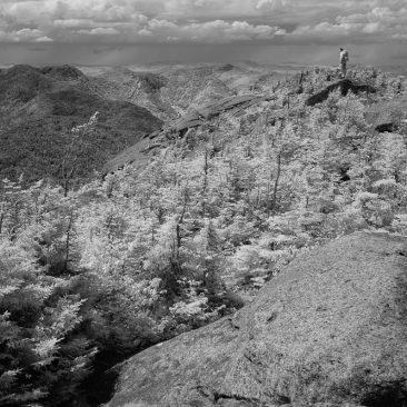 Dix summit (infrared)