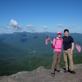 Fourth of July on Giant & Rocky Peak Ridge
