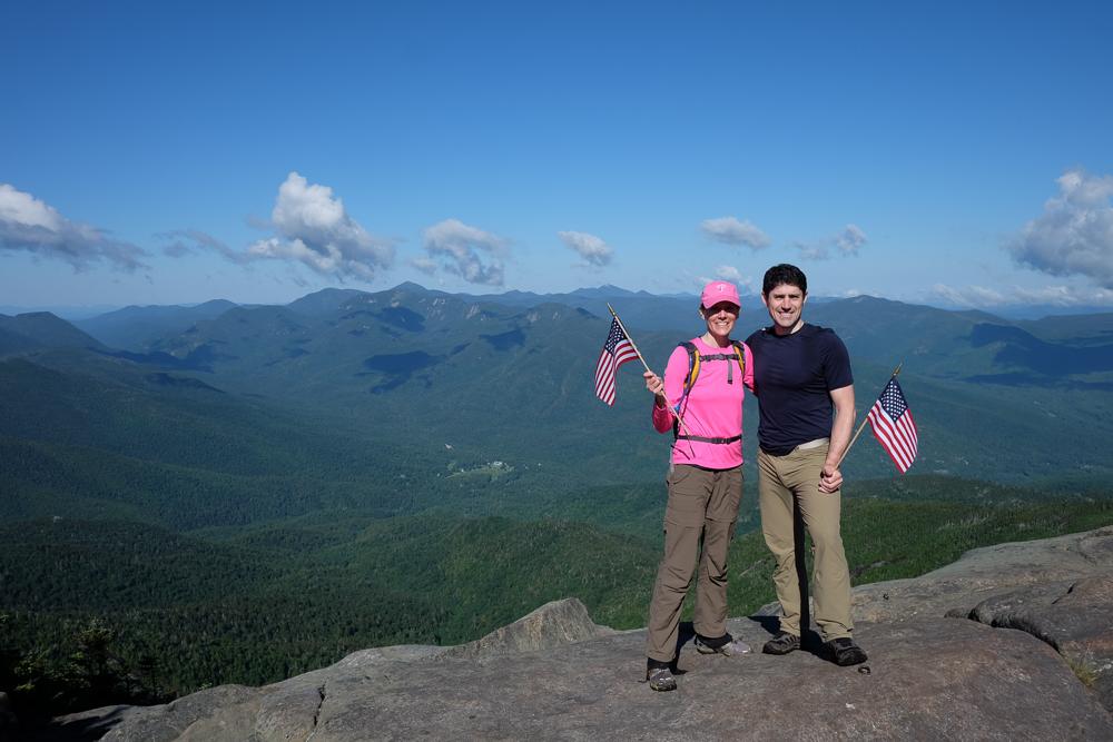 Fourth of July on Giant & Rocky Peak Ridge