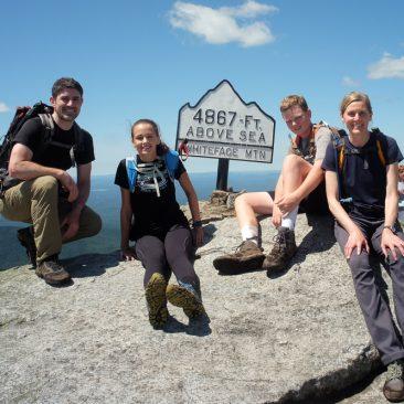 At 4,867 feet