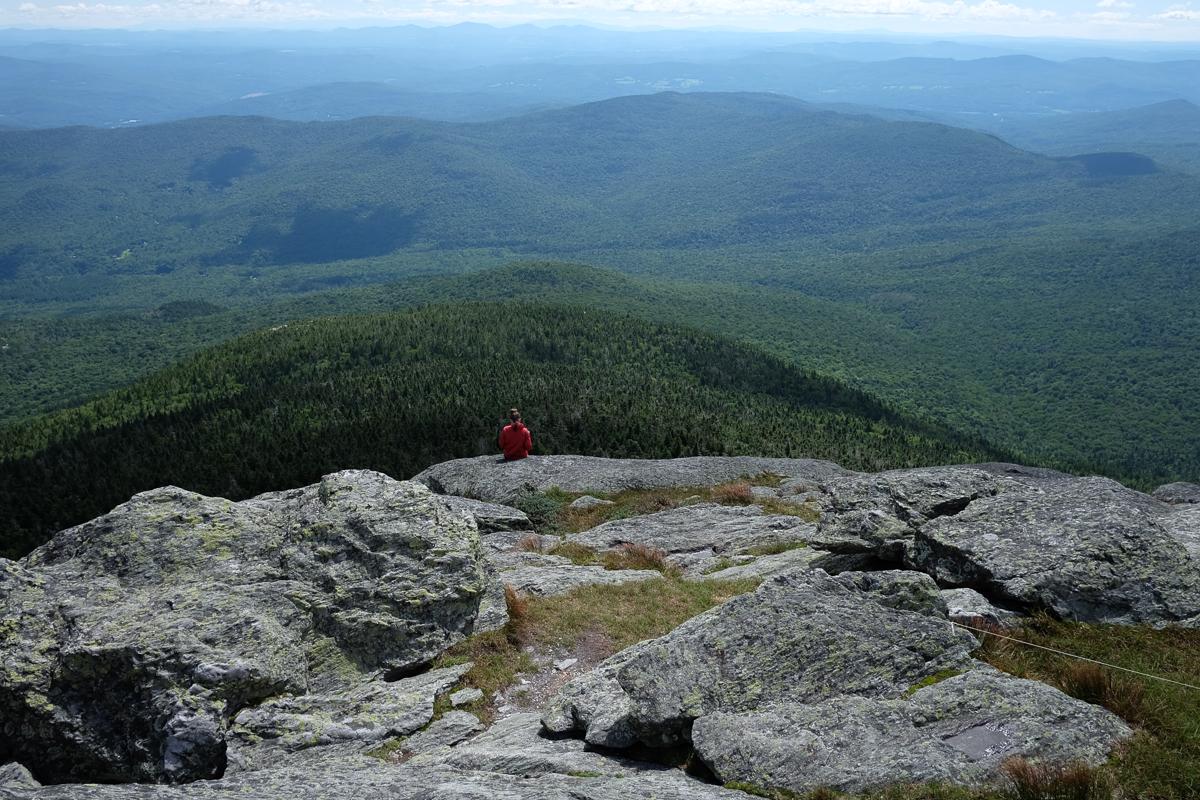 Vermont Part 3: Camel's Hump