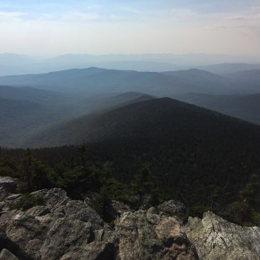 Vermont Part 2: Abraham-Ellen-Killington